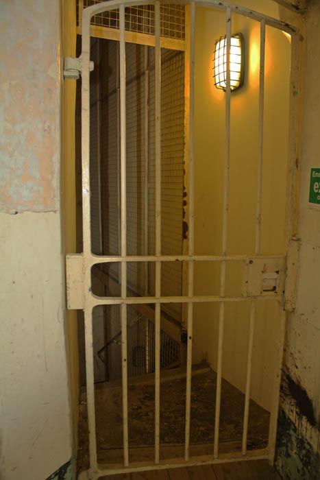 An Old Prison Gate, Oxford Unlocked. © J. Lynn Stapleton, 22nd July 2013