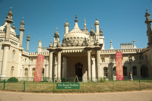 The Royal Pavilion, © J. L. Stapleton. 18th March 2013