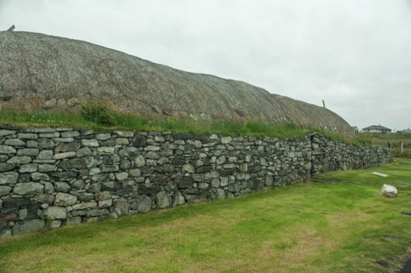 The Arnol Blackhouse, Arnol, Isle of Lewis. © J. Lynn Stapleton, 1st August 2013