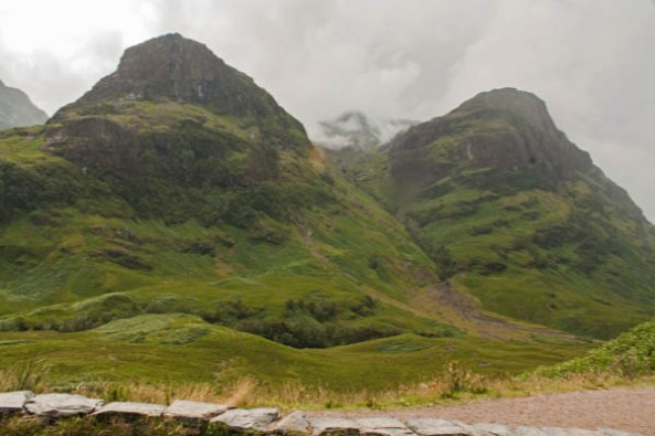 Glencoe, UK, © J. Lynn Stapleton, 26th July 2013