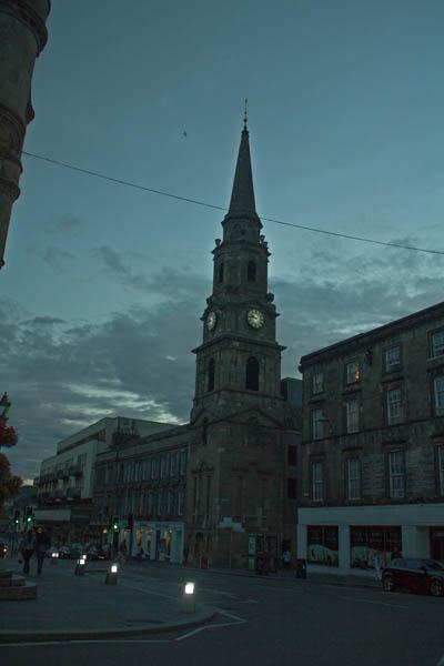 Inverness, Highland, UK © J. Lynn Stapleton, 26th July 2013