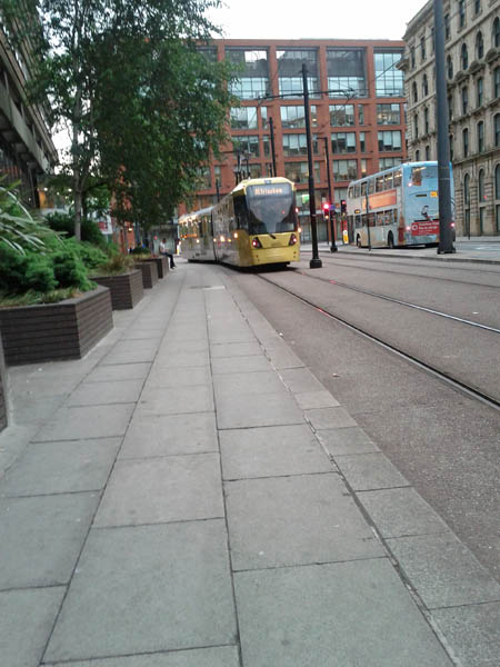 Street Cars, Manchester. © J. Lynn Stapleton, 24th July 2013