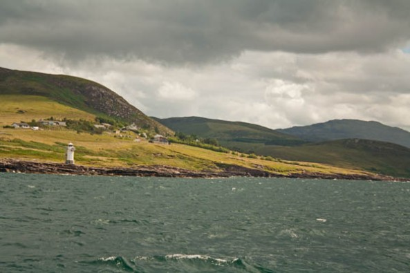Returning to Ullapool, UK. © J. Lynn Stapleton, 30th July 2013