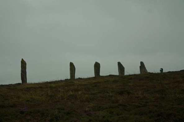Ring of Brodgar, Orkney mainland. ©  J. Lynn Stapleton, 28th July 2013