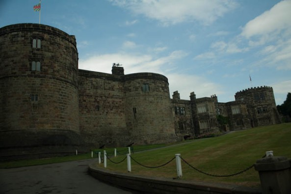 Skipton Castle Gatehouse, © J. Lynn Stapleton, 23rd July 2013