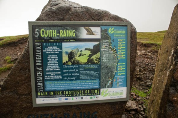 The Cuith-Raing, Isle of Skye. © J. Lynn Stapleton, 3rd August 2013