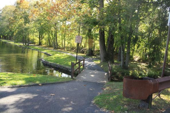 Lake & Swans in Liberty Park Peapack, NJ, 6th July 2011. © J. Lynn Stapleton