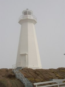 Cape Spear Lighthouse, May 2007 with Canon Rebel XS 1000D. © J. Lynn Stapleton