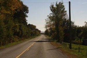 Out for a drive in southwest New Brunswick in the fall. Canon Rebel XS 1000D. © J. Lynn Stapleton
